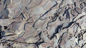 Ardoise des pierres comme une ardoise illustration de vecteur