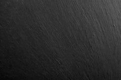 Ardoise noire de texture de fond Images stock