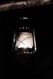 Ardore desaturato della lanterna fotografie stock libere da diritti