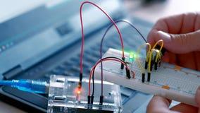 Arduino uno microcontroller upload computer board