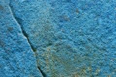 Arduinsteentextuur van concrete muur met barst stock afbeelding