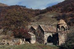 Ardvi monaster obrazy royalty free