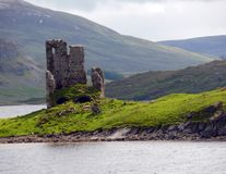 Ardvreck Royalty Free Stock Image