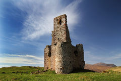 Ardvreck Castle Stock Images