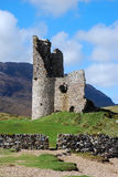 Ardvreck Castle. Royalty Free Stock Photography