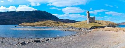 Ardvreck Castle Στοκ εικόνες με δικαίωμα ελεύθερης χρήσης