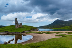Ardvreck Castle Stock Photography