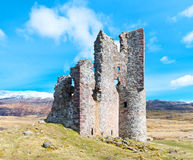 Ardvreck Castle Royalty Free Stock Photos