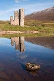 Ardvreck Castle, Sutherland, Σκωτία Στοκ Φωτογραφία