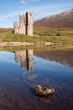 Ardvreck Castle, Sutherland, Scotland Stock Photography