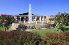 Area of Anthemus Sea Beach Hotel. Royalty Free Stock Photo