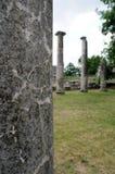 Area of archeology sepino. Area of archeology altilia sepino itlay royalty free stock photo