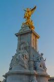 The area around Buckingham Palace. Royalty Free Stock Photos