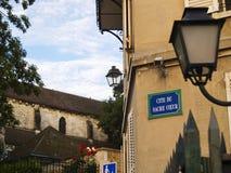 Area around Sacre Coeur, Paris. Cite du sacre Coeur, the are and buildings of the Montmatre area of the Sacre Coeur, Paris Royalty Free Stock Photography