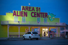 Area 51 Center Stock Photos