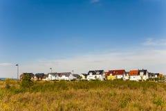 Area degli alloggi nuovi in bello Fotografia Stock Libera da Diritti