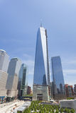 Area del World Trade Center, New York, editoriale Fotografia Stock