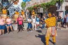 Area dell'Africa al regno animale a Walt Disney World Fotografie Stock Libere da Diritti