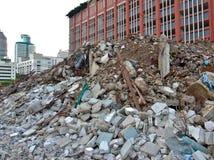 Area della costruzione Fotografia Stock Libera da Diritti