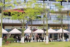 Area di approvvigionamento del centro commerciale integrato arluohai Fotografia Stock