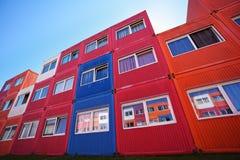 Area di deposito, Amsterdam, architettura, vita complessa di Nautique dello studente Fotografia Stock Libera da Diritti