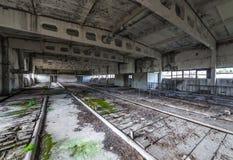 Area di esclusione di Cernobyl Immagine Stock Libera da Diritti