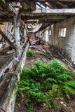 Area di esclusione di Cernobyl Immagini Stock