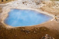 Area di Geysir Immagine Stock Libera da Diritti