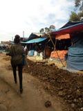 Area di Lukanda Fotografie Stock Libere da Diritti