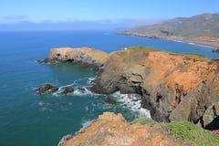 Area di ricreazione nazionale di Golden Gate Immagine Stock