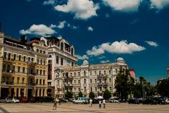Area di Sofia Fotografie Stock
