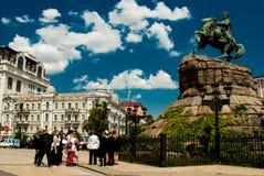 Area di Sofia Fotografie Stock Libere da Diritti