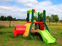 Free Area For Children Stock Image - 9390821