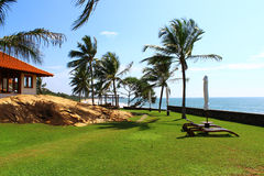 Area hotel Saman Villas Stock Images
