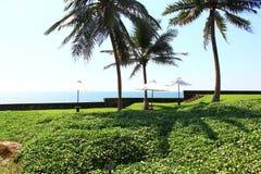 Area hotel Saman Villas, Sri Lanka Stock Images