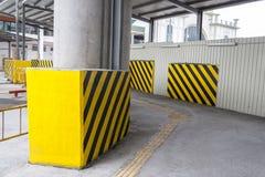 Area lavoro della costruzione in traforo Fotografia Stock