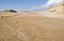 Area near Ras Mohammed in Egypt. Area near Ras Mohammed in the red sea Egypt Stock Photo