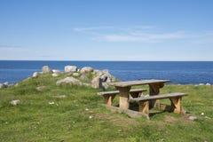 Area protetta del parco in Eggun in Norvegia Fotografia Stock Libera da Diritti