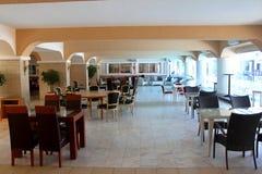 Area reception moderna Immagine Stock