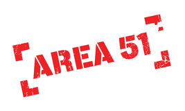 Area 51 rubber stamp