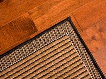 Area rug stock image