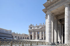 Area of Saint Peter Stock Photo