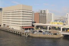 The area of Shinagawa at tokyo, japan Stock Photography
