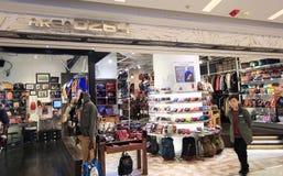 Area0264 shop in hong kong Royalty Free Stock Photos