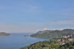 Area of Silverstrand of sai kung hk. The area of Silverstrand of sai kung hk Royalty Free Stock Photos