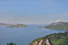 Area of Silverstrand of sai kung hk. The area of Silverstrand of sai kung hk Stock Images