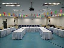 Area tailandese di evento Eventi della Tailandia fotografie stock libere da diritti