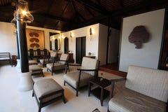 Area tailandese di massaggio Immagine Stock Libera da Diritti