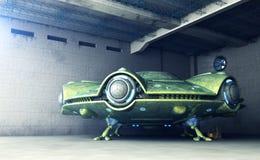 Area 51 vector illustration