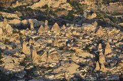 Areal Cappadocia Royaltyfria Bilder